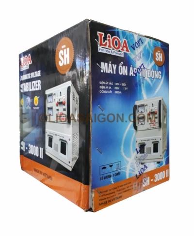 Ổn áp LIOA 1P SH-3KVA – SH-3000