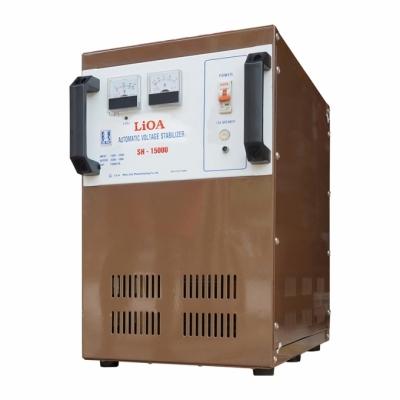 Ổn áp 1P SH LiOA SH-15000 15kVA (Nâu