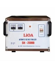 Ổn áp 1P SH LiOA SH-25000 25kVA (Nâu)