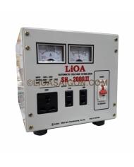 Ổn áp LIOA 1P SH-2KVA – SH-2000