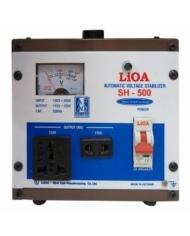Ổn áp Lioa SH 0.5KVA SH-500